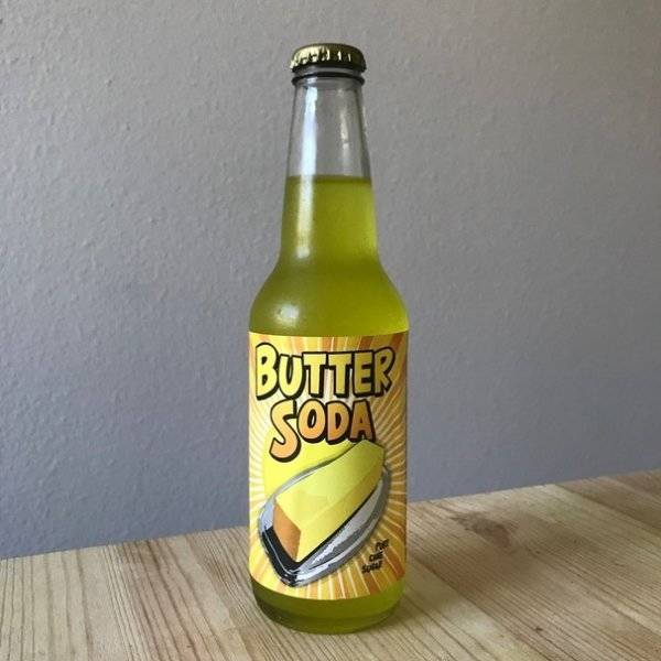 There Are Some Insane Soda Flavors Out There…