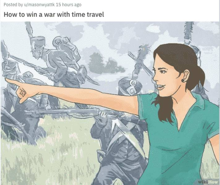 WikiHow Is Actually Full Of Memes!