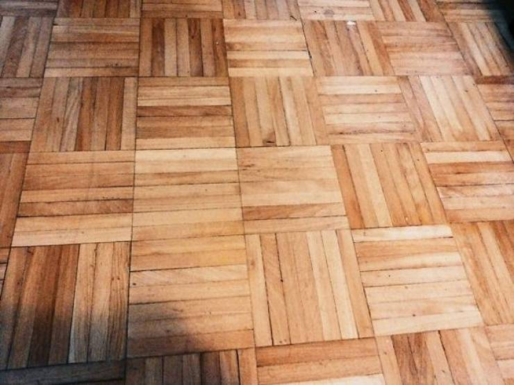 These Floors Are Outrageous!