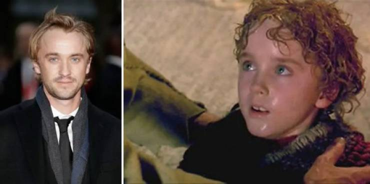 Did You Know These Celebs Were In Those Movies?