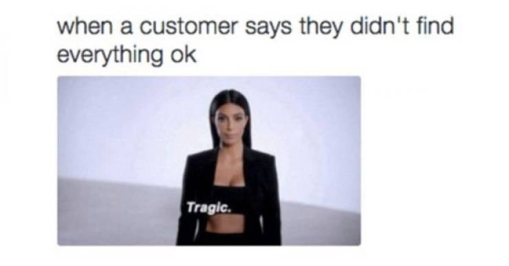 Service Industry Memes For The Second Table, Please