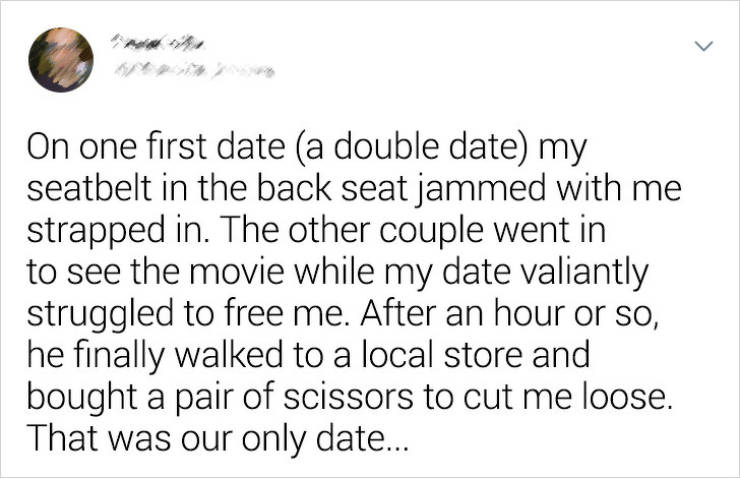 Dating Life Is Not An Easy One…