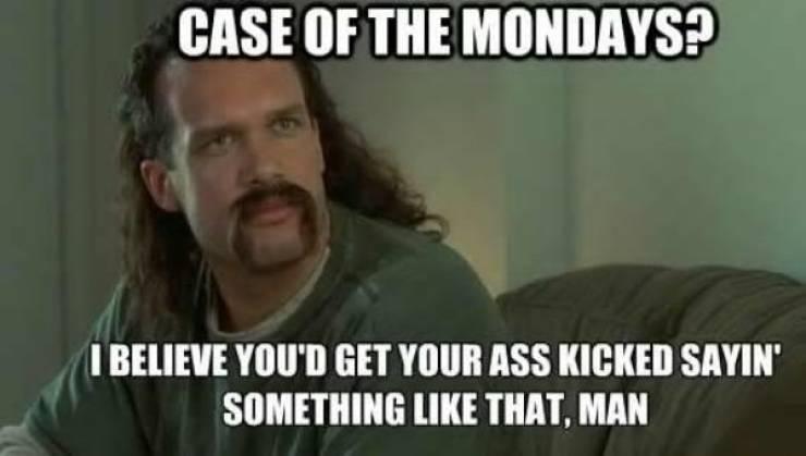 So, Monday Was Successful…