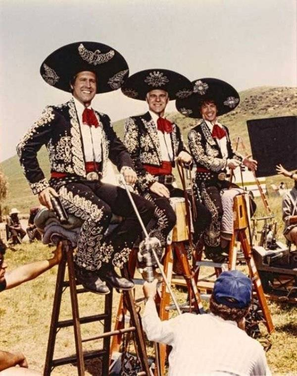 """""""Three Amigos"""" Is Thrice More Humor!"""