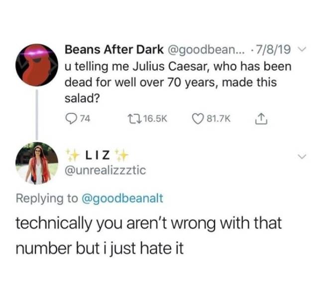 Why Are You Not Wrong?