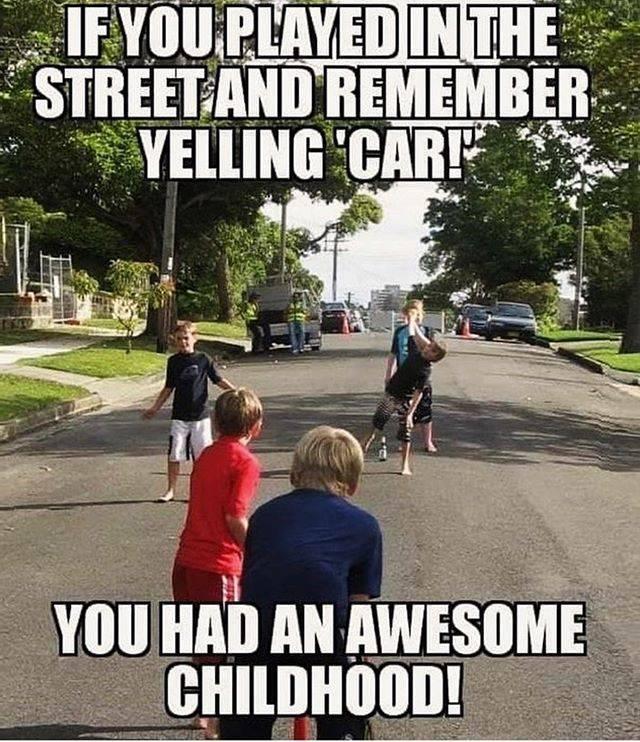 Bring Back Nostalgia!