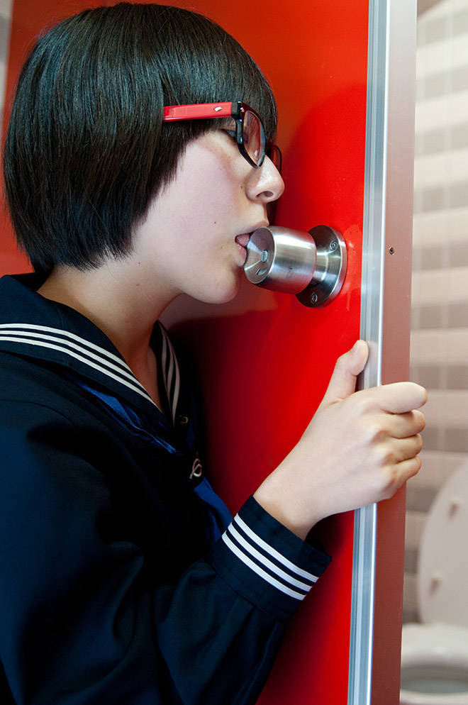 Japanese Doorknobs Must Be Extra Tasty Or Something…