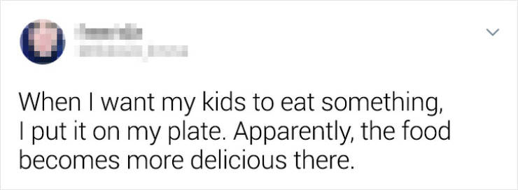 These Parents Have Their Own Methods…
