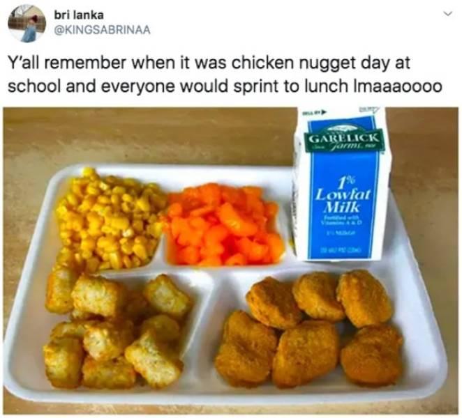 Yes, THOSE School Memories…