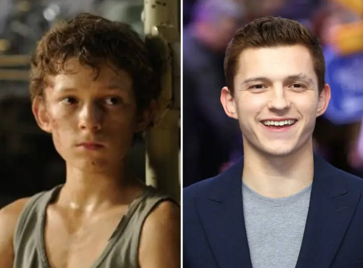 Gen Z Actors Back When They Started And Now