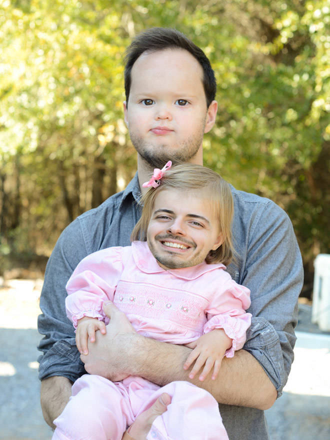 Never Do Baby Faceswaps!