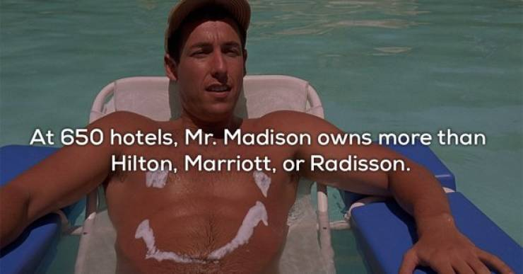 """Stop Looking At These """"Billy Madison"""" Facts!"""