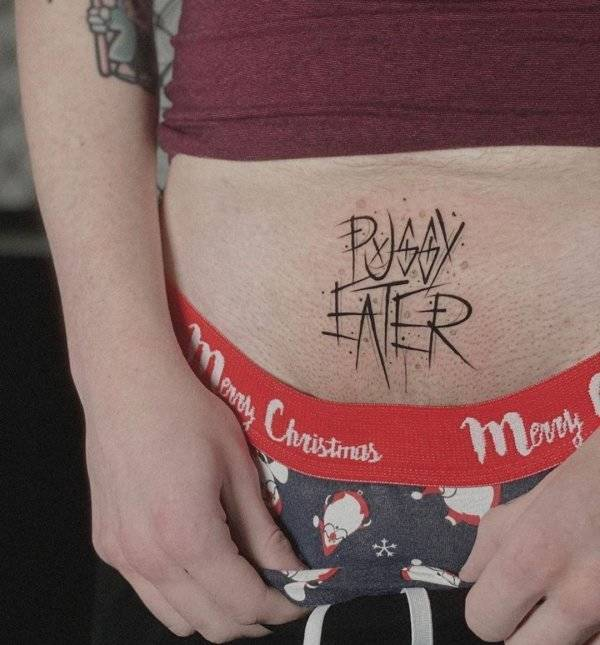 These Awful Tattoos Are Points Of No Return…