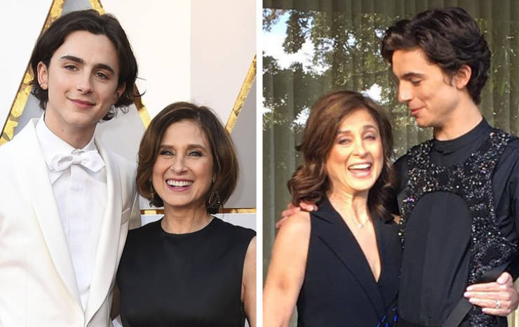 Celebs Having A Good Time Together With Their Parents