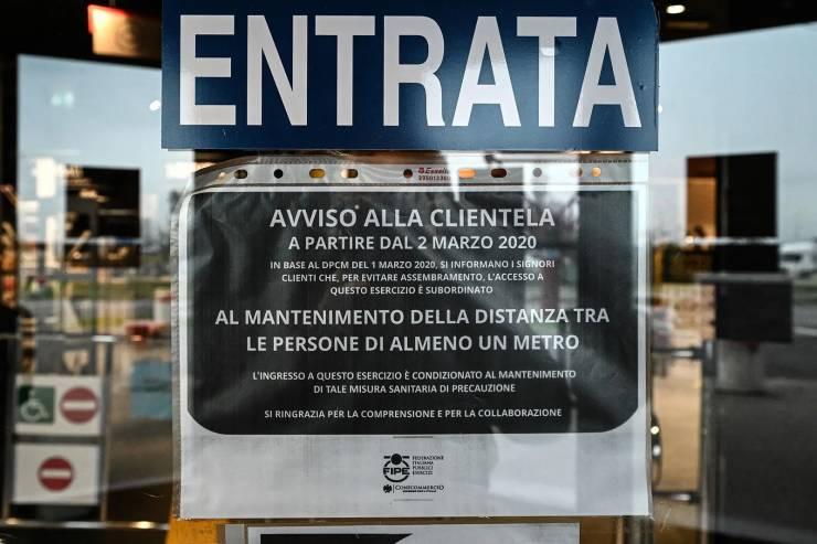 Northern Italy Is Currently Under Coronavirus Quarantine…
