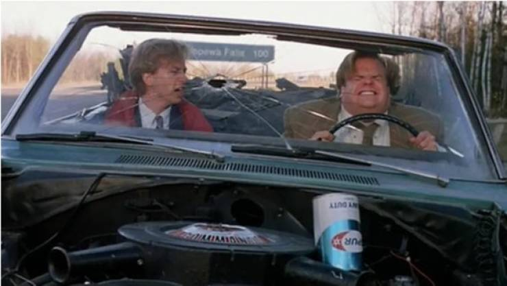 """Oh Boy, Some """"Tommy Boy"""" Facts!"""