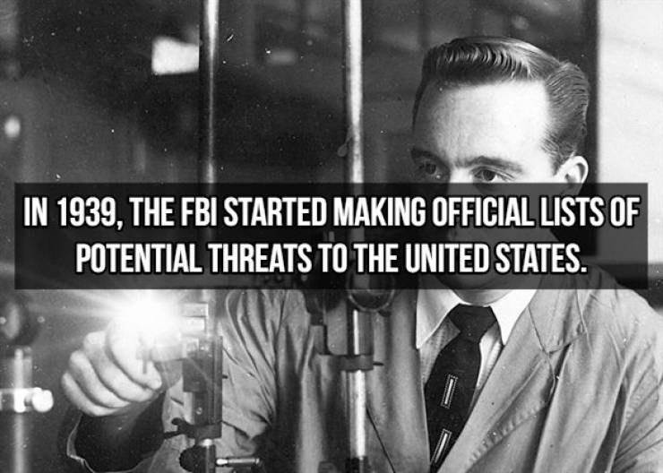 You Shouldn't Know These FBI Facts