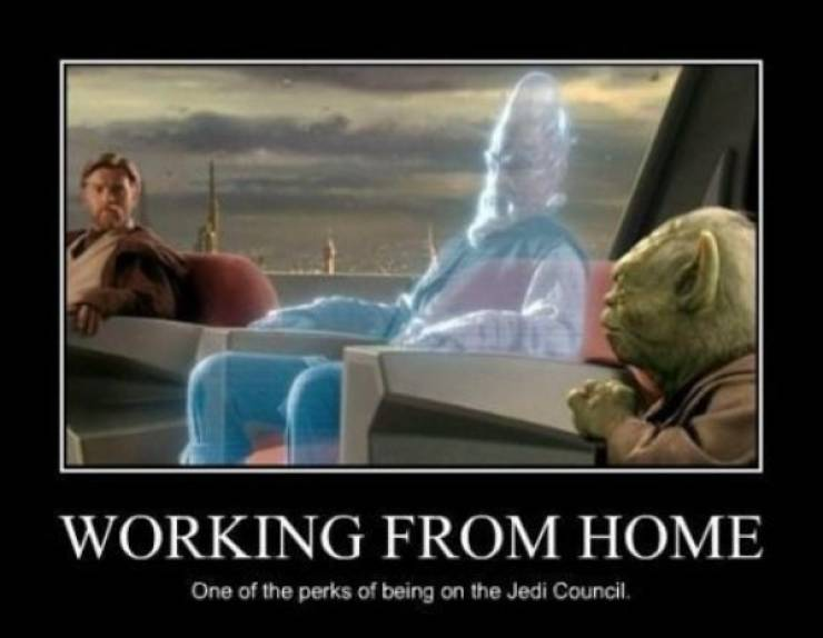 Memes Are Ready To Work From Home!