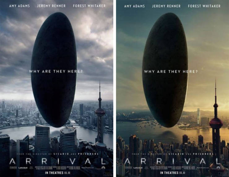 Not All Movie Posters Are Perfect…