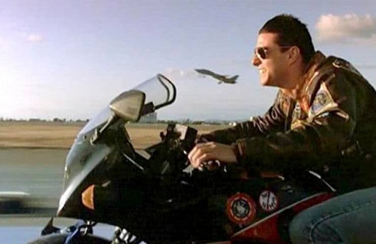 """""""Top Gun"""" Facts Requesting A Flyby!"""