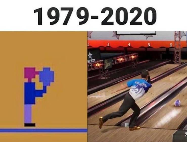 Gaming Just Won't Stop!