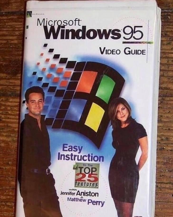 '90s Kids Will Understand…