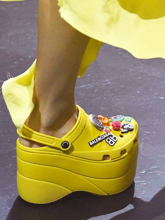 These Shoes Must Be Purged!