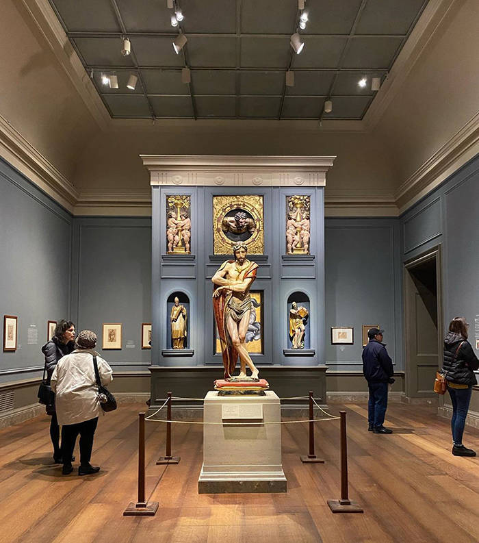 You Can Visit Museums And Galleries Without Leaving Your House!