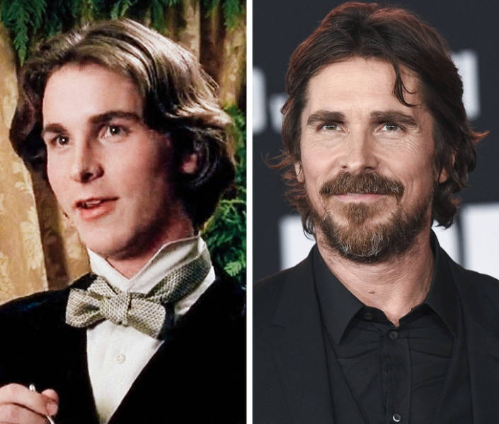 Famous Men Who Stay Handsome Through Their Entire Life