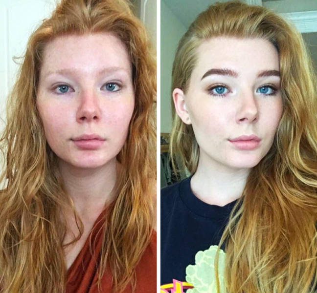 No-Makeup Is Also Makeup. In A Way
