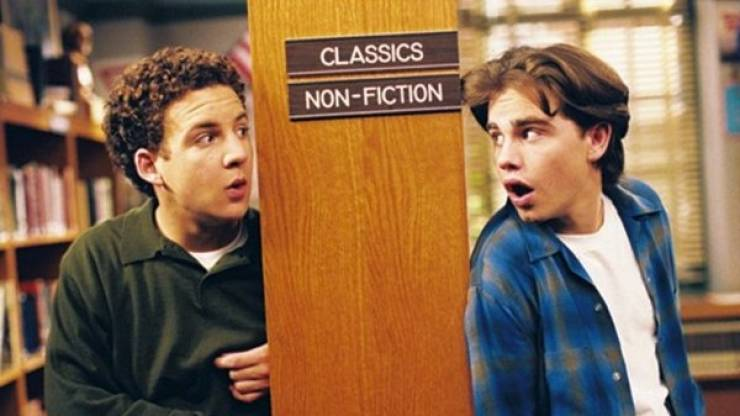 Nostalgic Facts About '90s TV Shows