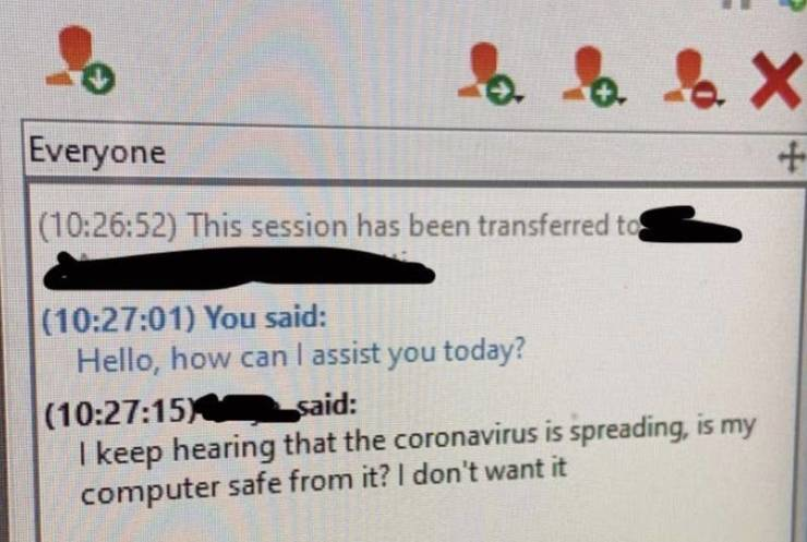 People Are Not Very Informed About Coronavirus…