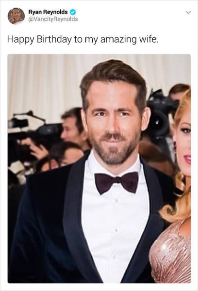 Ryan Reynolds Is A Twitter Genius!
