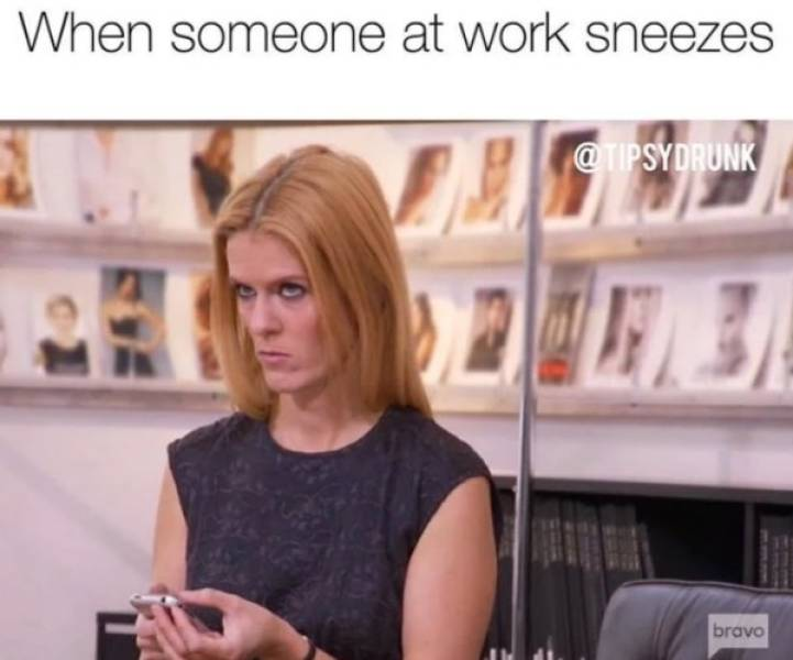 Work Memes Are At Home Now!
