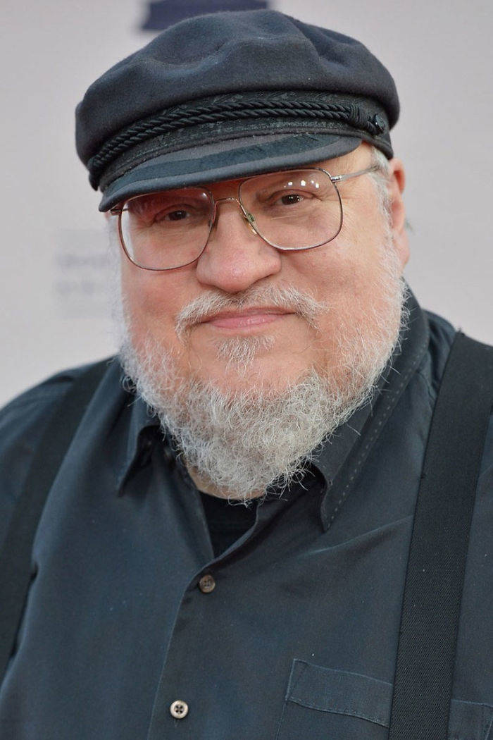 George R.R. Martin Seems To Be Very Productive In Self-Isolation…