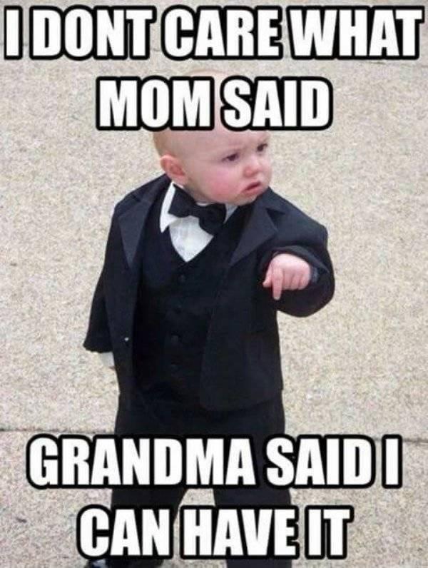 Grandma Memes Will Feed You! A Lot!