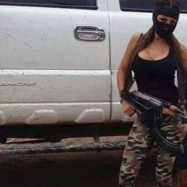 Mexican Drug Cartel Members Share Photos Of Their Wealth