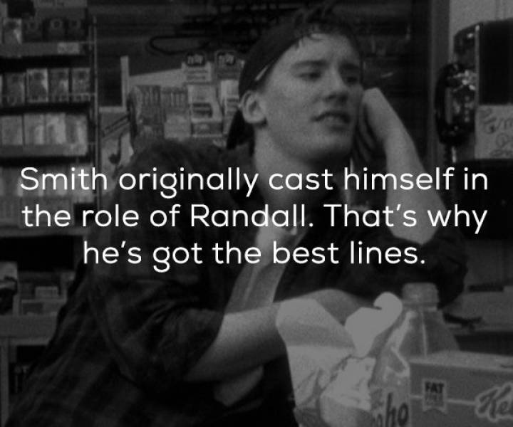 """Some Very Detailed Facts About """"Clerks"""""""