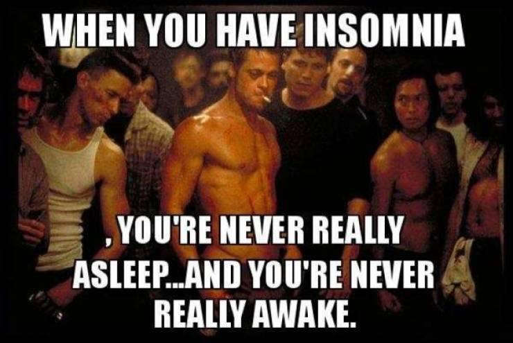 Don't Sleep Through These Insomnia Memes
