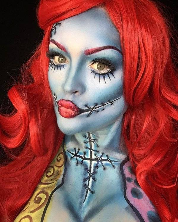 This Makeup Artist Has Some Fantastic Transformation Skills!