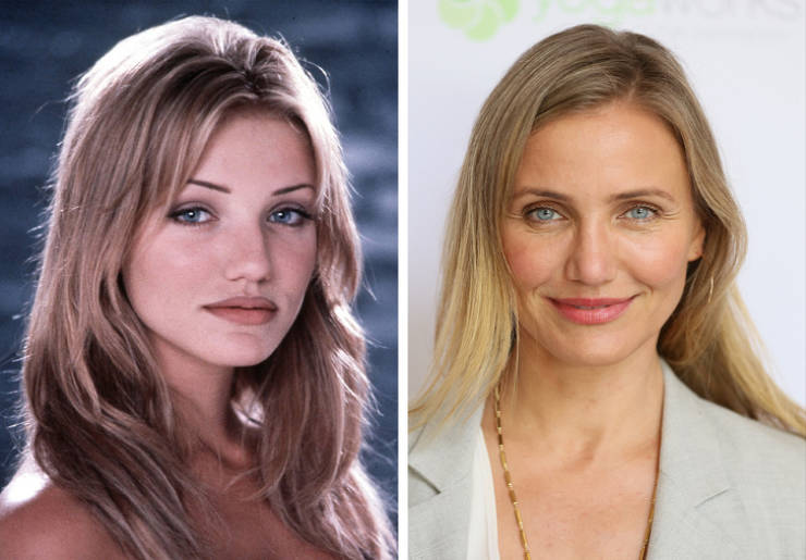 Actors From The '90s Movies Then And Now