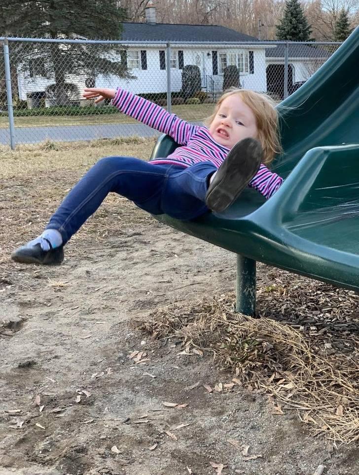 Parents And Children Always Find Ways To Have Fun!