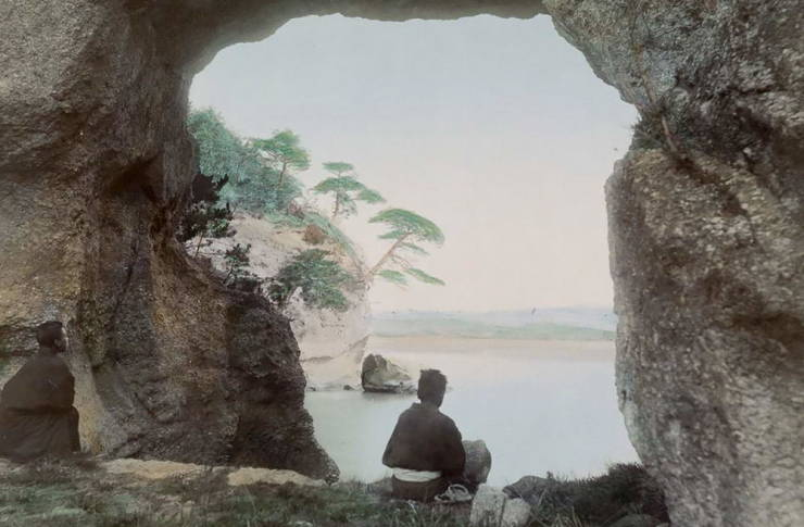 Rare Photos Of Japan 130 Years Ago
