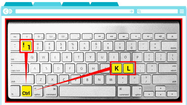 """You Could Really Use These Keyboard Shortcuts While You """"Work"""" From Home"""