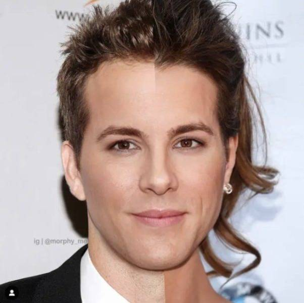 Stop Morphing Celebrity Faces Together!