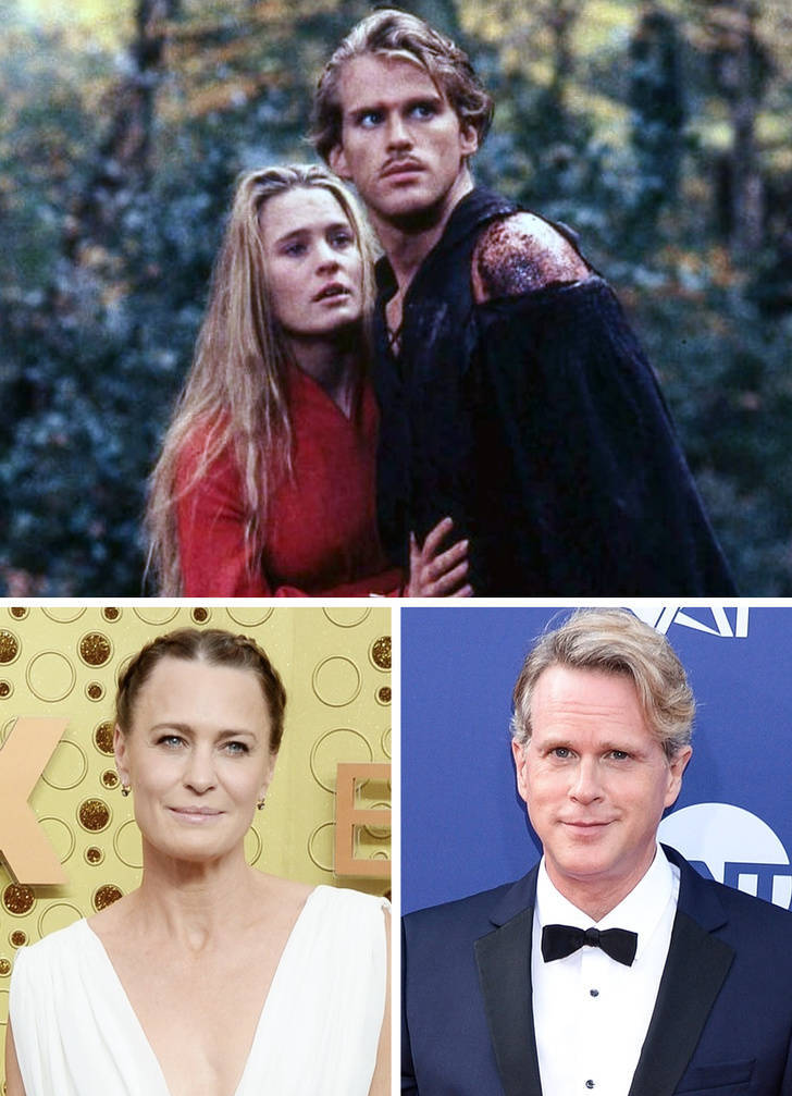 How Famous Movie Couples Look Now