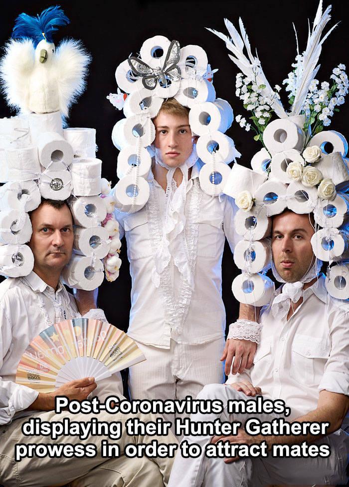 More Coronavirus Humor!