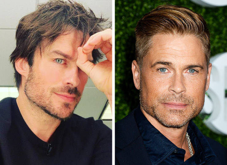 Why Do These Celebs Look So Similar?