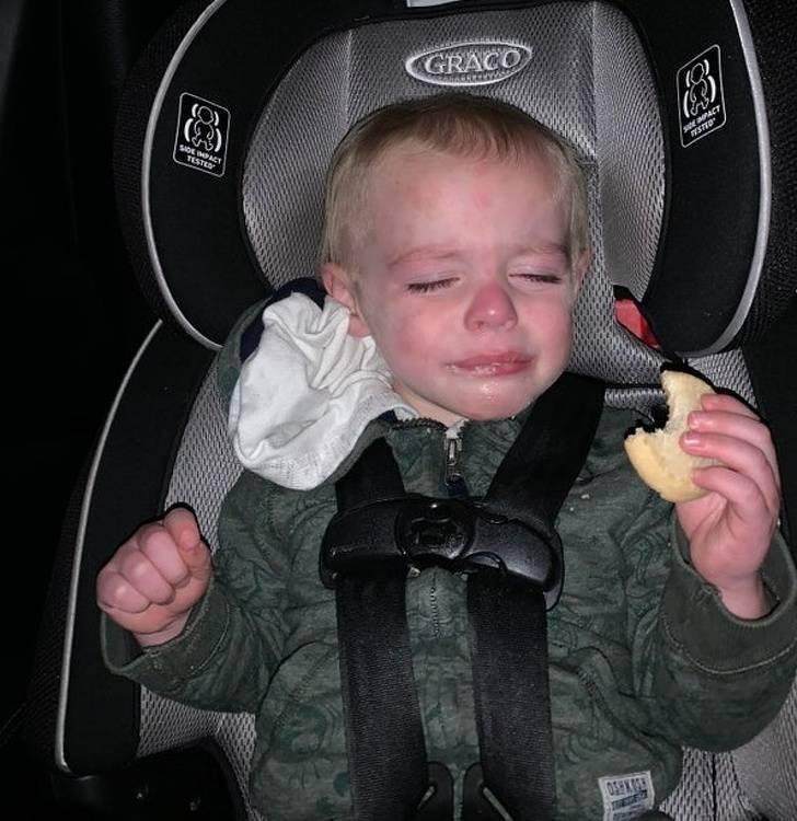 Kids Just Wanna Cry