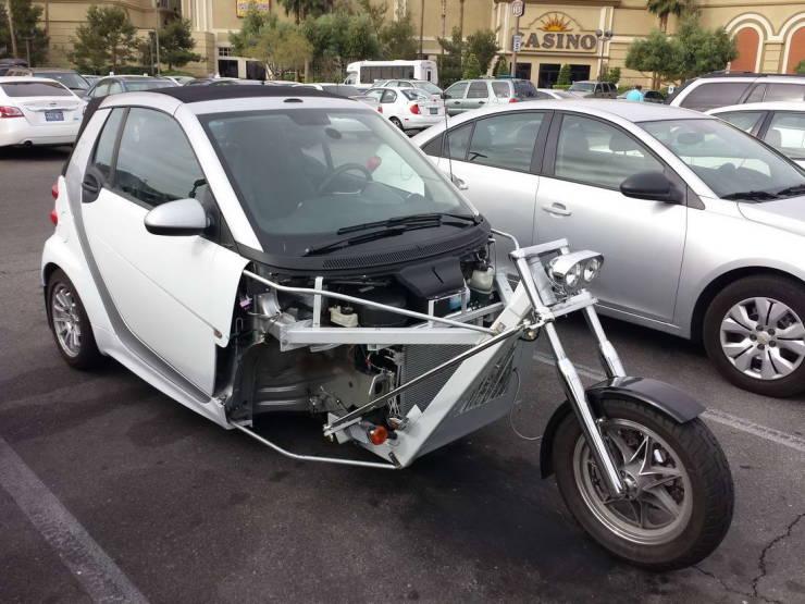 Auto Humor Rides On